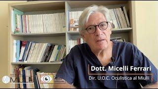 Glaucoma: l'Oculistica del Miulli prima in Puglia per chirurgia mini-invasiva