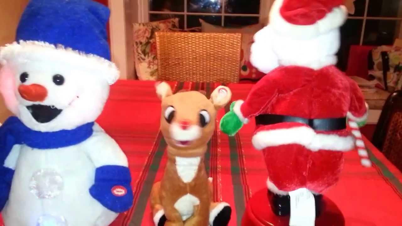 most annoying christmas singing toys - Singing Christmas Toys