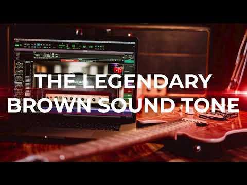 MRH159 Brown Sound Guitar Amplifier Plugin