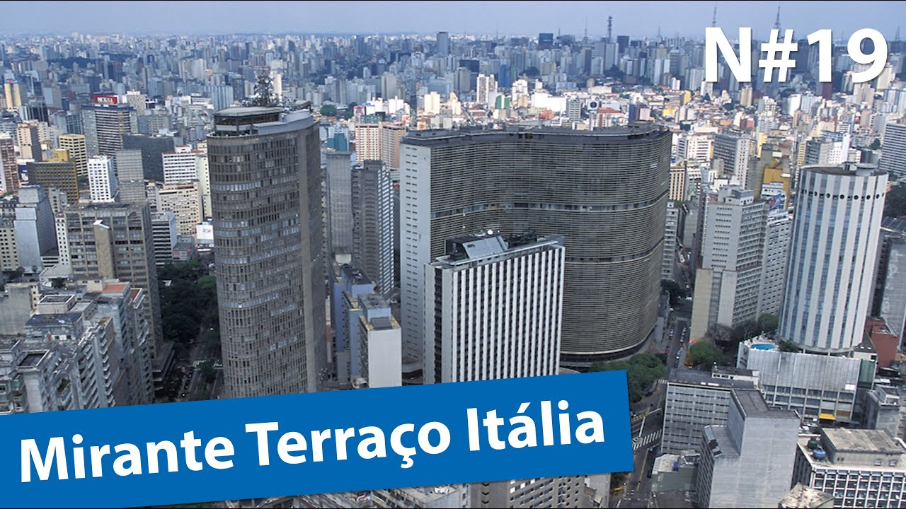 Reabertura do mirante no edif cio it lia youtube for Be italia