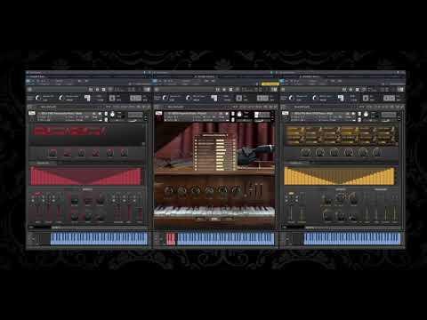 8Dio 1985 Passionate Piano vs 5 others