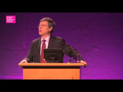 Professor Jeffrey D Sachs: The Age of  Sustainable Development