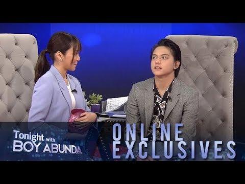 TWBA Online Exclusive: Kathryn Bernardo and Daniel Padilla