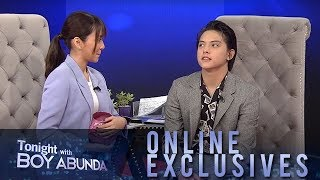 TWBA Online Exclusive Kathryn Bernardo and Daniel Padilla