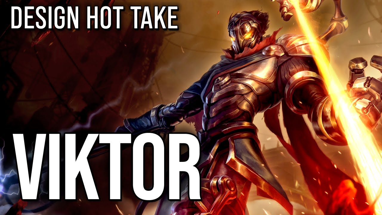 """For a """"Machine Herald,"""" Viktor isn't much of a cyborg 