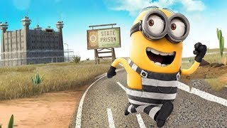 Despicable Me - Minion Rush : PRISONER Costume And MINION BREAK ! Update 5.0.0