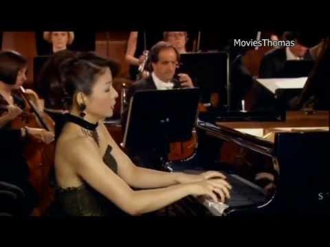 ピアノ協奏曲No3から、仲道郁代