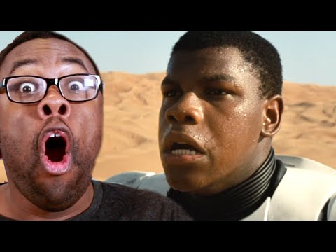STAR WARS The Force Awakens Teaser Review : Black Nerd