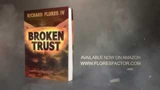 Broken Trust Book Trailer