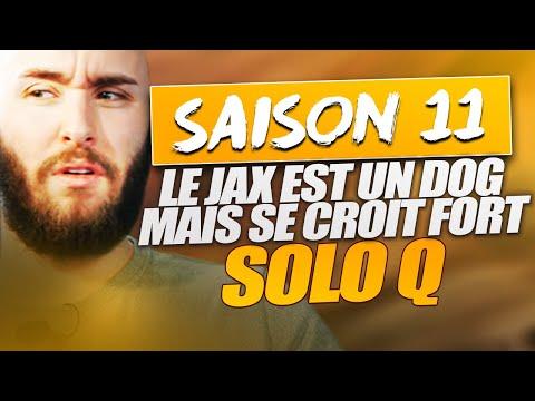 Vidéo d'Alderiate : [FR] ALDERIATE SOLOQ - TRYNDAMERE VS JAX - SAISON 11 - LE MATCH UP DANS LE SENS INVERSE