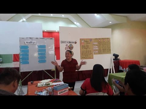 demostration teaching in Epp