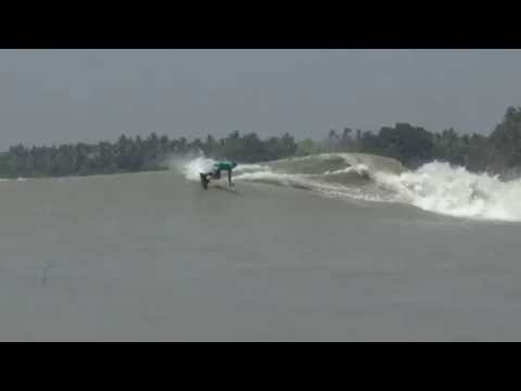JETSURF CHASES THE BAAN