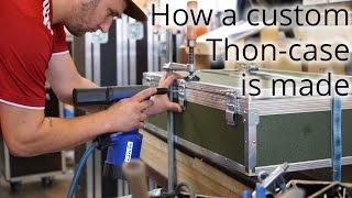 Thon Case Fabriek: Hoe een aangepaste case is gemaakt