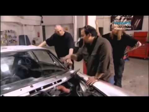 Восстановление и ремонт ретро автомобилей Porsche 911 (930)