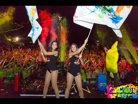 BLACKOUT COLORFUL®2017 Official Aftermovie Nice, France