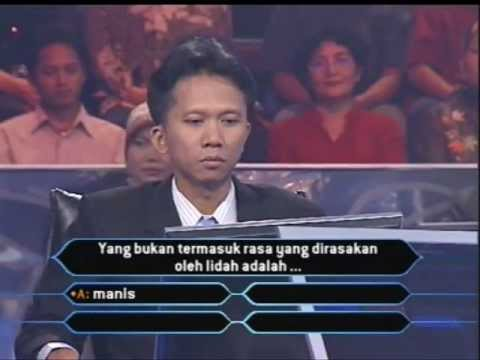 Who Wants to be A Millionaire Winner Indonesia (2).wmv