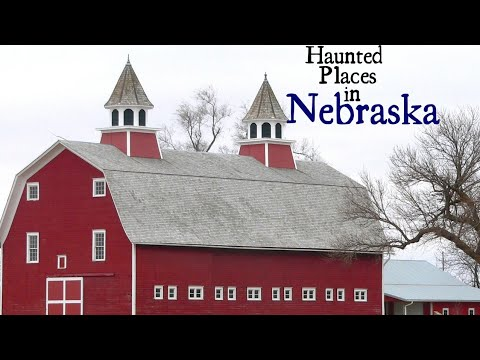 Haunted Places in Nebraska