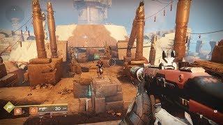 Destiny 2 with Gleph