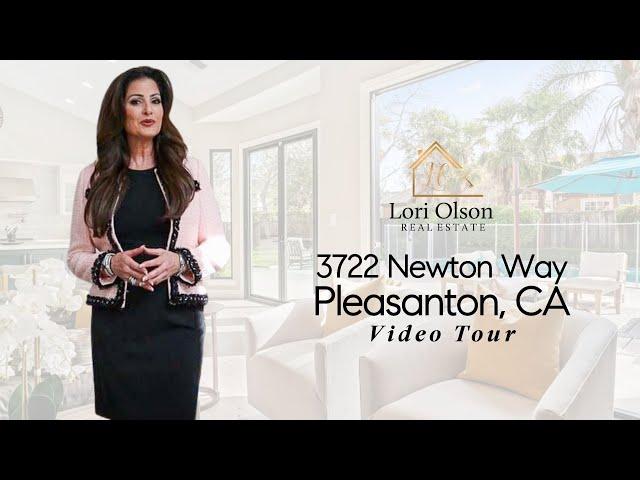#SellingTriValley | 3722 Newton Way, Pleasanton, CA | Feb 2021