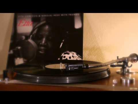 【vinyl】Summertime  Etta Cameron and Nikolaj Hess with Friends「Etta」