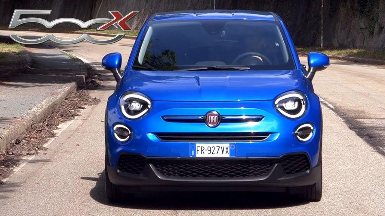 2019 Fiat 500x Urban Media Drive Event Turin Youtube
