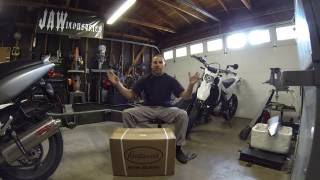 In the Garage - Unboxing the Eastwood Versa-Cut 40 Plasma Cutter