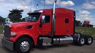 Peterbilt 567 Set Forward 80