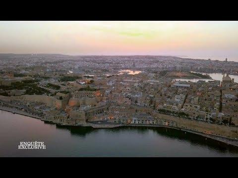 Enquete exclusive - Malte, joyau de la Mediterranee et paradis de la corruption