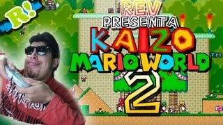 OMFG!! Kaizo Mario World 2 - Competencia con Ignacio D: ( Turiesyosufro )