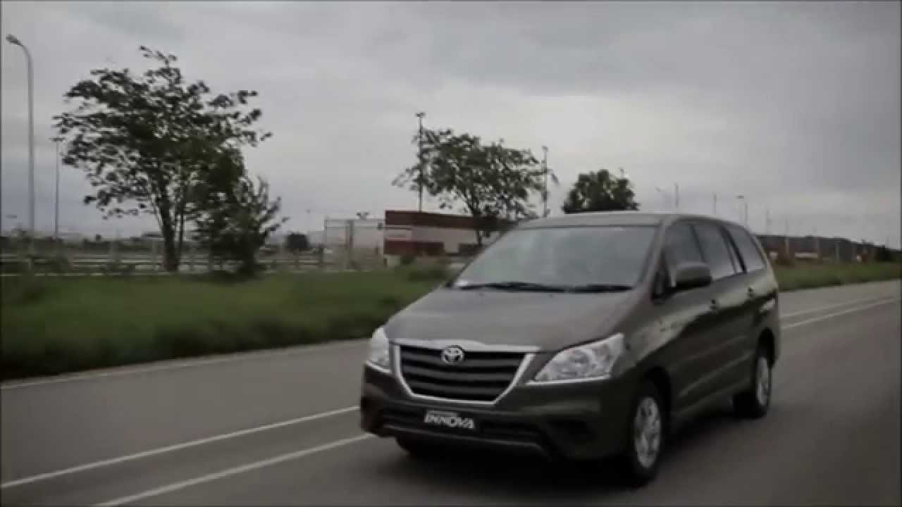 Toyota Innova Limited Edition Youtube