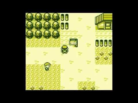 Pokemon Red Unused Music (hack version)