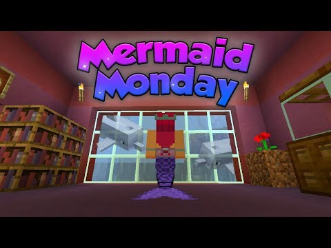 UNDERWATER BASE!  Mermaid Monday S2 Ep 11  Amy Lee33