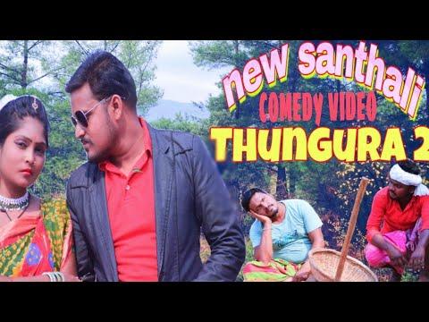 New Santhali Comedy HD Video Thungura 2