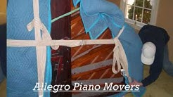 Moving Piano - Allegro Piano Movers