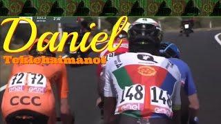Eritrea - Daniel Teklehaimanot - Giro d'Italia 2017 - Stage 1