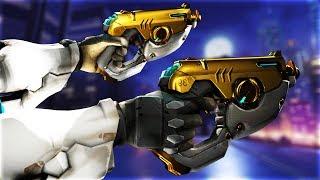 5 Ways To Get Gold Guns Quickly In Overwatch