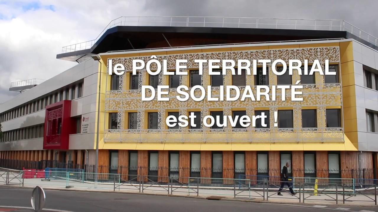 Pôle Territorial de Solidarité des Hauts de Garonne