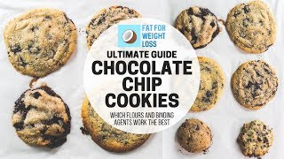 The Ultimate Guide To Chocolate Chip Cookies | Best Binder & Flours Used