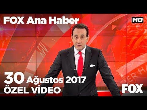 Vatan Şaşmaz Cinayetinde MASAK Devrede..30 Ağustos 2017 FOX Ana Haber