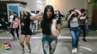baby noo - me rehuso - Danny Ocean coreografia 2107 -