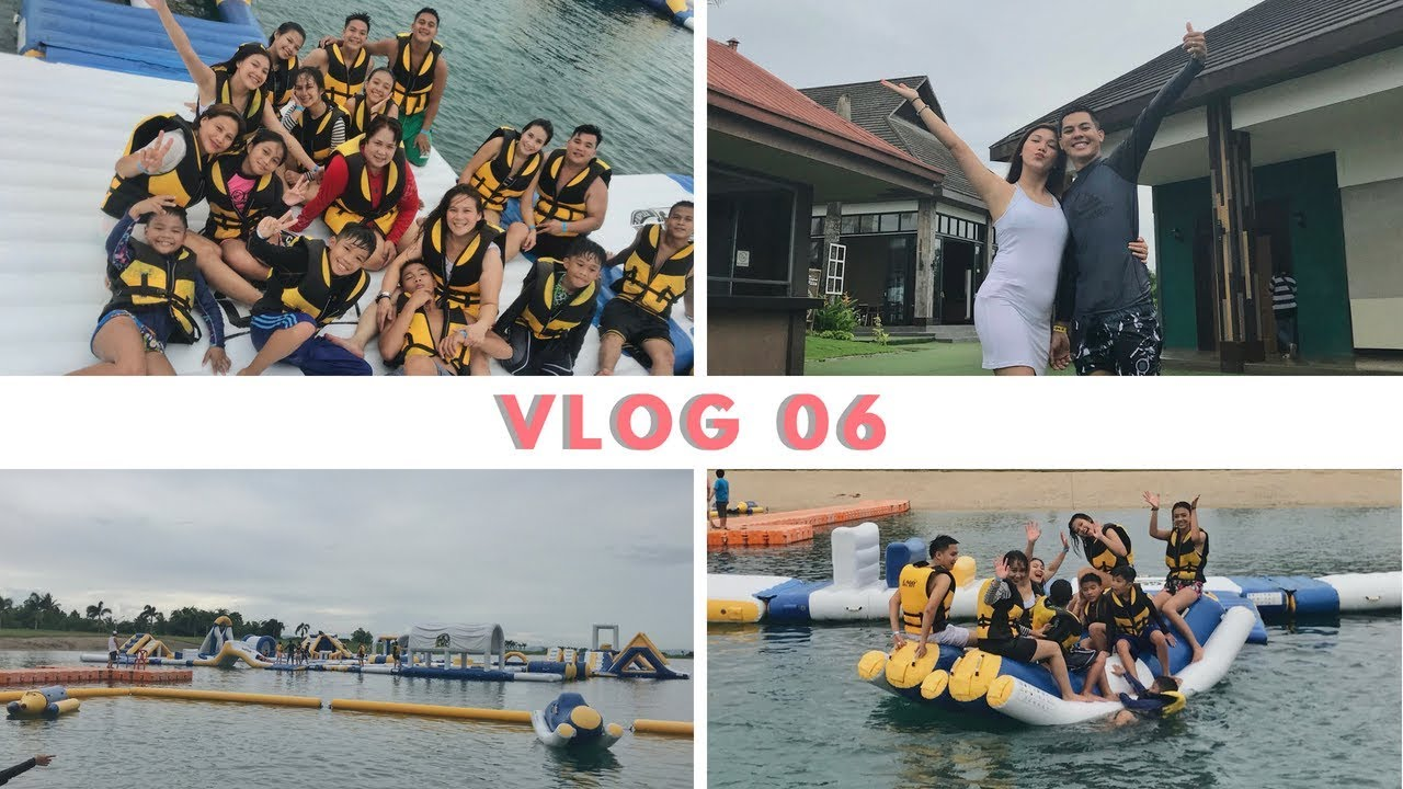 VLOG 06: LAGO DEL RAY WITH FAM (CWC) | Francheska Garchitorena