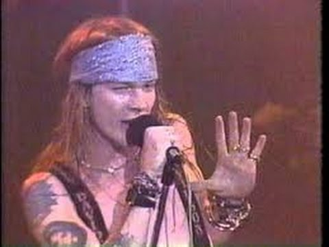 Guns N' Roses -Live at the Ritz (1988)- FULL