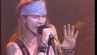 Guns N' Roses -Live at the Ritz (1988)- FULL