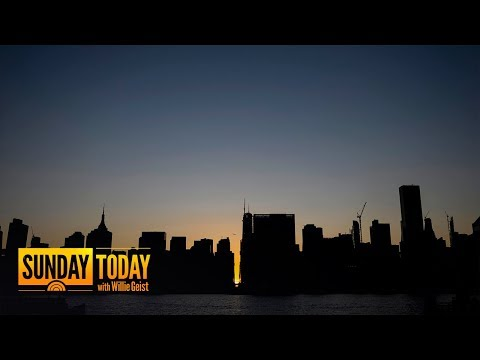 NYC Blackout: Power Back On After Parts Of Manhattan Go Dark | Sunday TODAY