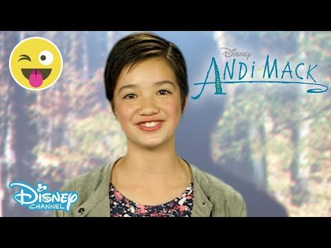 Andi Mack | Peyton Elizabeth Lee – My Story | Official Disney Channel UK