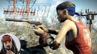 Fallout 4 Funny Moments (Fails, Brutal, Glitches, Funtage) P.8