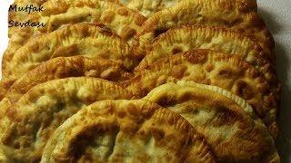 Peynirli Çiğ Börek Tarifi - Sahura Özel Çok Pratik Çiğ Börek Tarifi
