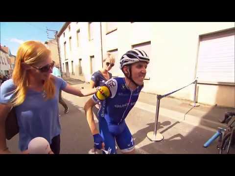 Dan Martin | Imágenes Inéditas | Así acabó la etapa de Pirineos | Tour de Francia 2017