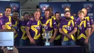 Swann, Tendulkar and Warne discuss Cricket All-Star Series