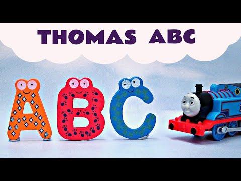 ABC Thomas & Friends Song Alphabet A-Z Kids Toys Thomas The Tank Engine